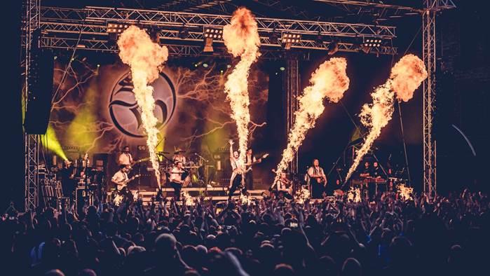 Saltatio Mortis kündigen neues Album und neue Tourdaten für 2018 an Foto: Matthias Piekacz