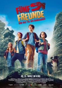 Fünf Freunde und das Tal der Dinosaurier - ab dem 15. März im Kino