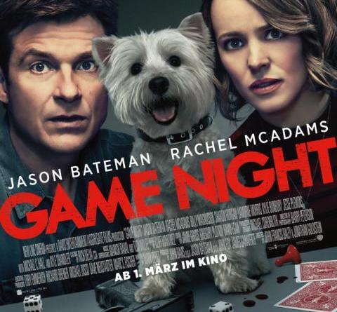Game Night ab dem 01. März im Kino im Emsland