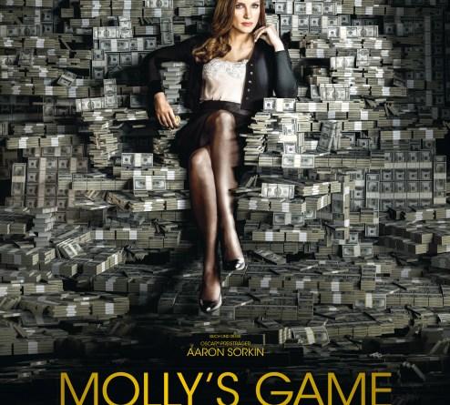 Molly's Game - ab dem 08. März im Kino