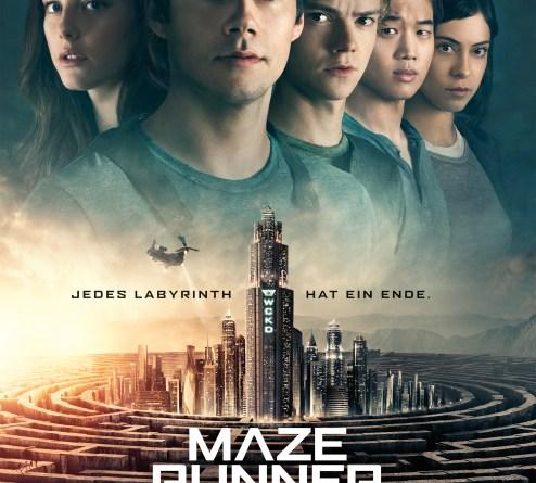 Maze Runner 3 - im Kino