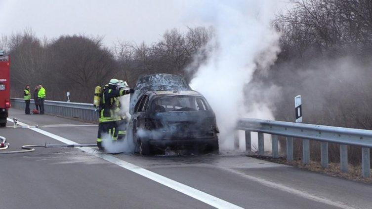 Aktuell - Vollsperrung der Autobahn 31 in Richtung Meppen Nord Foto: NordNews.de