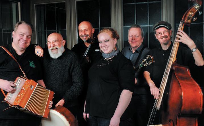 An Rinn – 25 Jahre Folk St. Patrick's Day Special in der Alten Molkerei Freren