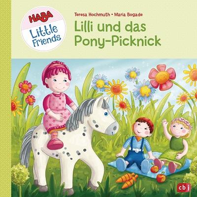Lilli und das Pony-Picknick - ein Buch von Teresa Hochmuth und Maria Bogade