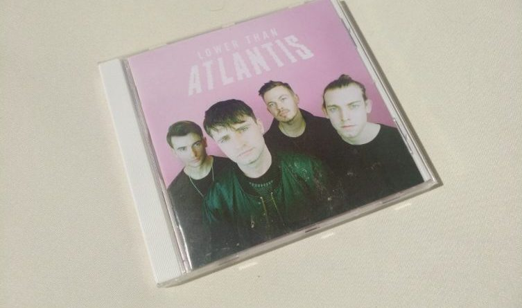Wir verlosen ein Album von Lower than Atlantis
