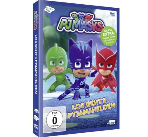 PJ MASKS – PYJAMAHELDEN 2