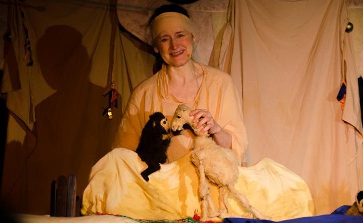 """Theater Jaro begeistert mit """"Das fliegende Kamel"""" Foto: Jaro - Stadt Nordhorn"""