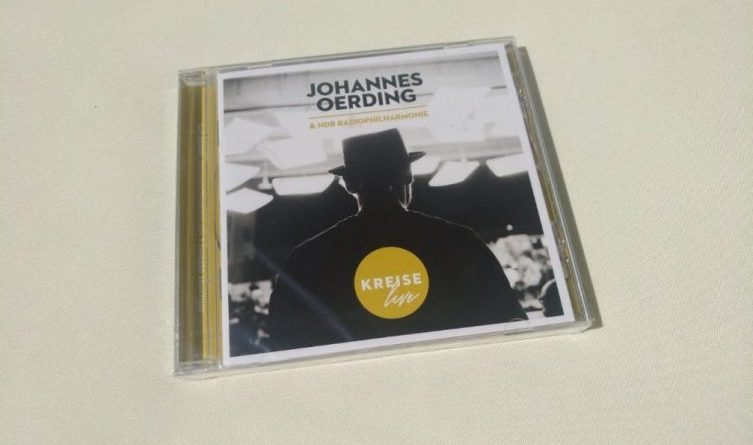 Verlosung: 1 CD von Johannes Oerding haben wir zu verlosen.