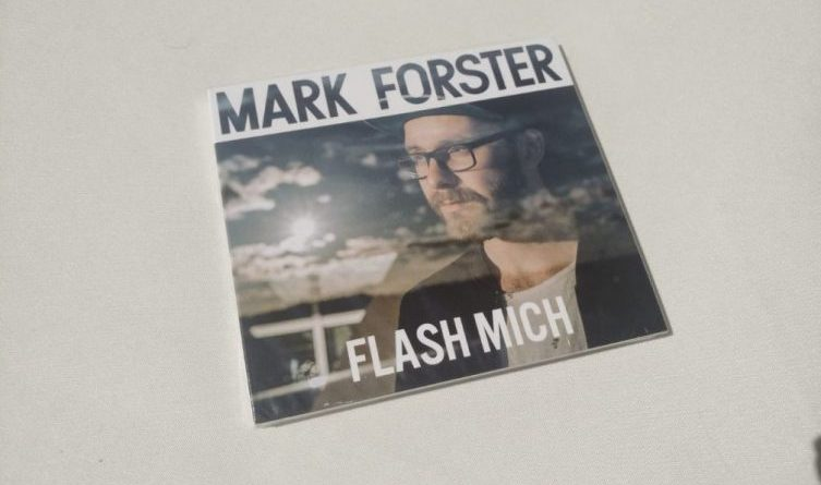 Single von Mark Forster zu verlosen