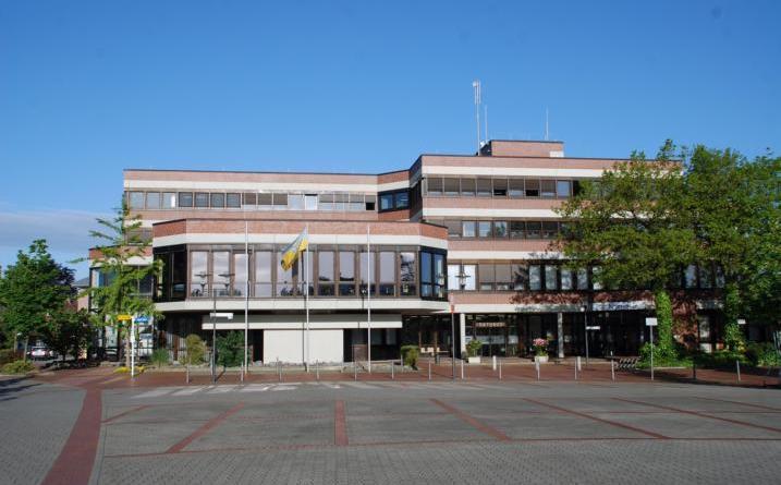 Rathaus Haren. Foro: Rathaus Haren