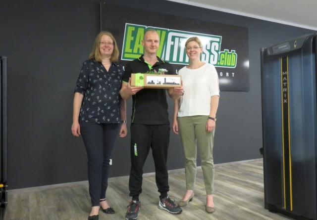 Easy Fitness Club in der Großen Straße neu eröffnet Foto: Stadt Lingen