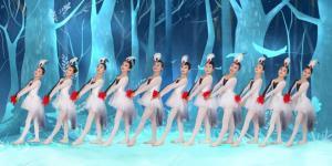 15. Internationales Welt-Kindertheater-Fest startet in 14 Tagen in Lingen - Chinesische Tanzgruppe aus Rizhao (Provinz Shandong), eine von 19 Landesgruppen, die beim Welt-Kindertheater-Fest in Lingen auftreten wird. Foto: Stadt Lingen