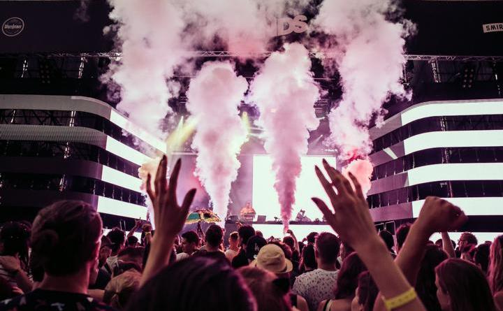 13.000 elektronische Musikfans feiern das DOCKLANDS FESTIVAL 2018 Foto: Jonathan Braasch + MS4L