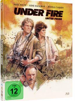 UNTER FEUER (OT: UNDER FIRE) - Brillianter Thriller
