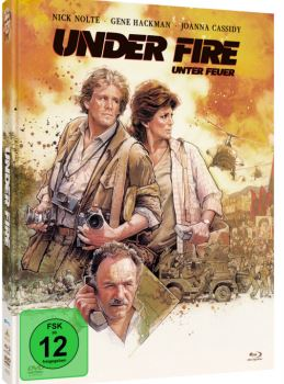 UNTER FEUER (OT: UNDER FIRE) - Brillianter Thriller