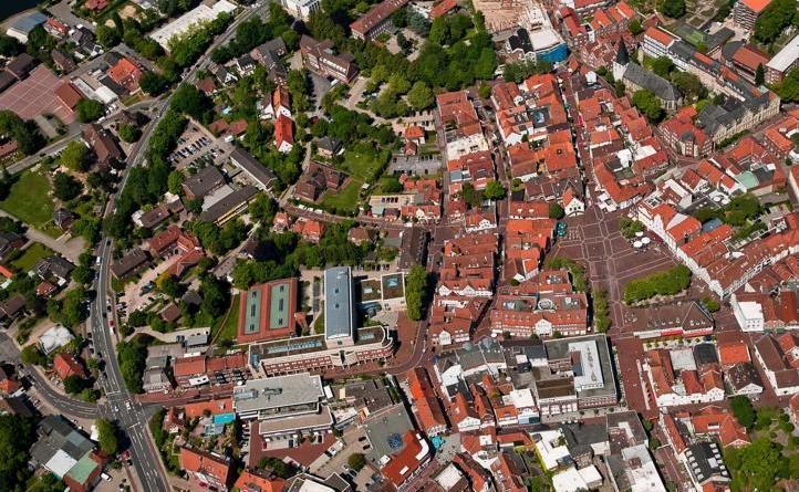 Heimatverein Lingen (Ems) lädt zu Stadtführung ein Foto: Stadt Lingen