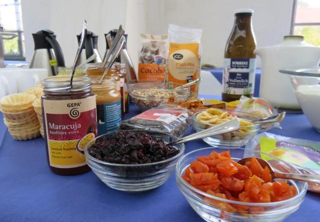 Lebensmittelverschwendung Thema beim Fairen Frühstück in Lingen - Anmeldungen noch bis zum 25. August möglich - Beim Fairen Frühstück kommen erneut nur faire, regionale und saisonale Produkte auf den Tisch. Foto: Stadt Lingen