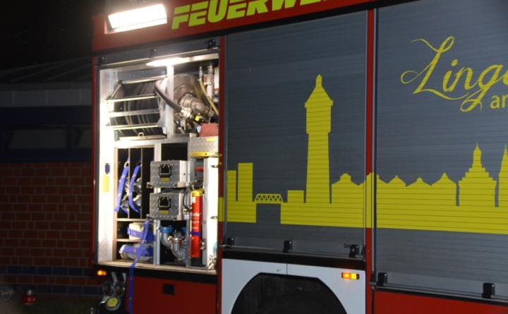 Feuerwehr Lingen 2 Foto NordNews