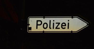 Polizei1 Schild Foto NordNews