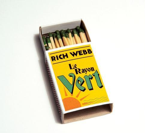 "Back from the Outback: Rich Webb Band präsentiert neues Album ""Le Rayon Vert"" am 05. Oktober und die Video Premiere zu ""Let it rain"""