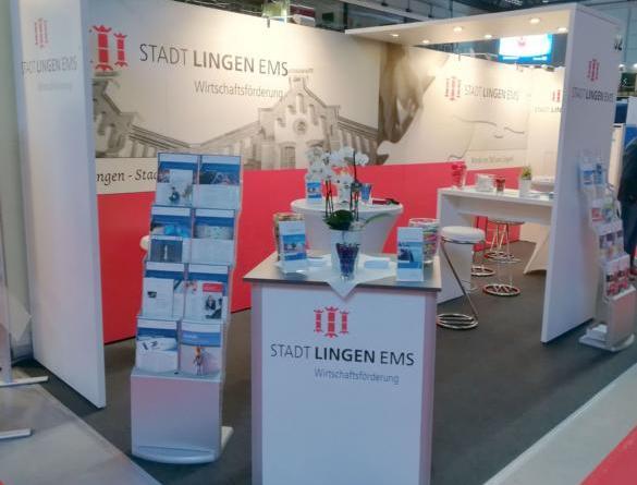 Stellenausschreibungen auf Jobmesse Bremen bewerben - Stadt Lingen (Ems) bietet Service für Unternehmen