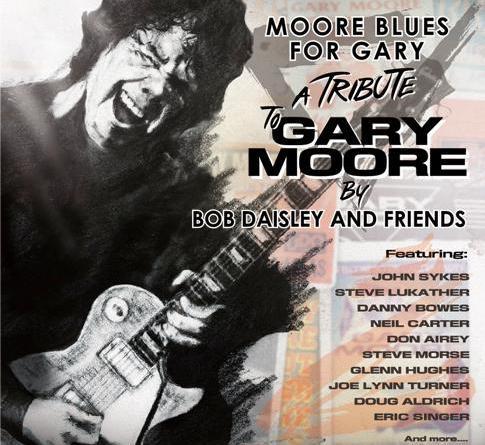 """Bob Daisley and Friends geben mit """"Still Got The Blues"""" ersten Einblick in Tribute-Album für Gary Moore"""