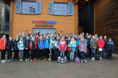Ein erlebnisreicher Tag wartet auf die Skifreunde im Alpincenter in Bottrop