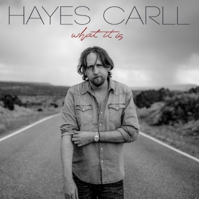 "Hayes Carll ""What It Is"" Oktoberpromotion"