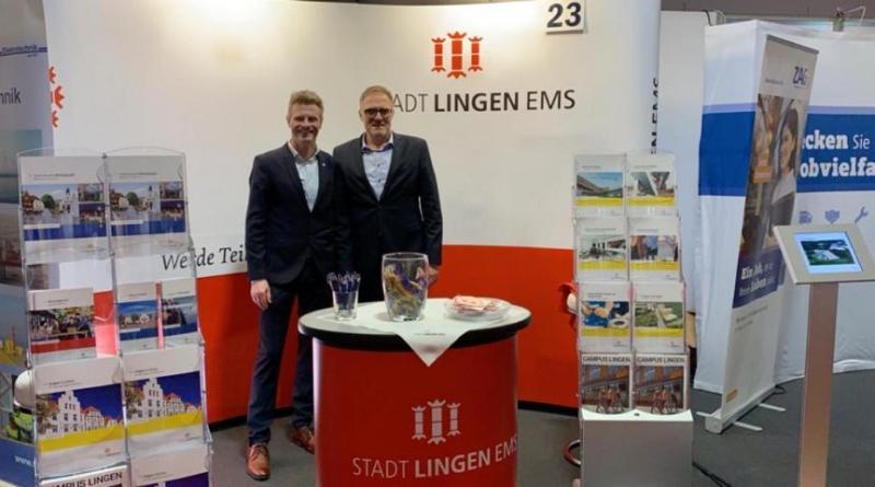 Stellenausschreibungen auf Jobmesse Dortmund bewerben - Stadt Lingen (Ems) bietet Service für Unternehmen