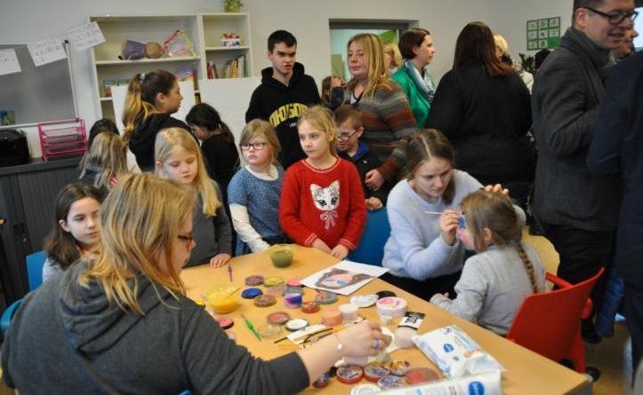 Kindertreff Eulenenst ist wieder da - Neue Räumlichkeiten an der Grundschule Blanke Foto: Stadt Nordhorn
