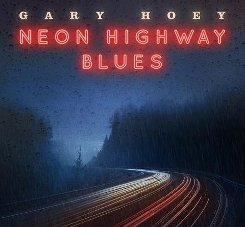 """US-Amerikaner Gary Hoey veröffentlicht sein neues Album """"Neon Highway Blues"""" am 15. März 2019!"""