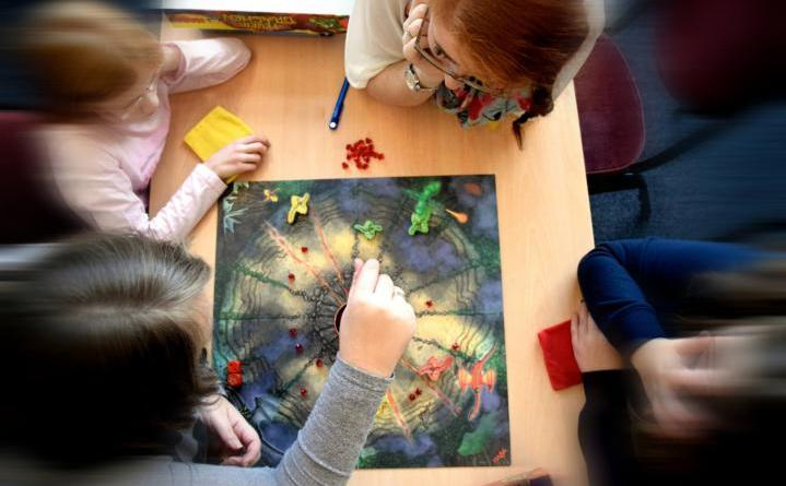 Spielefortbildung für die Jugendarbeit Foto: Stadt Nordhorn