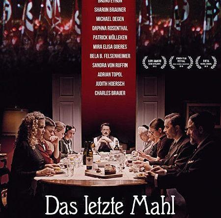 "Shooting Star Patrick Mölleken als jüdischer Nazi in ""Das letzte Mahl"" – Kinostart 30.01."