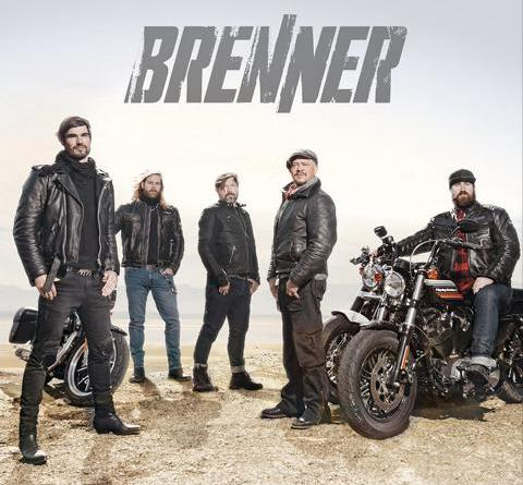 BRENNER - deutschsprachiger Rock trifft auf amerikanischen Southern Rock