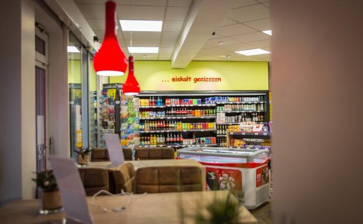Hell, freundlich und modern wird die neue Filiale in Wietmarschen – genauso wie die bislang acht bestehenden Kioske in der Region. Foto: Stadtkiosk Julius Frilling