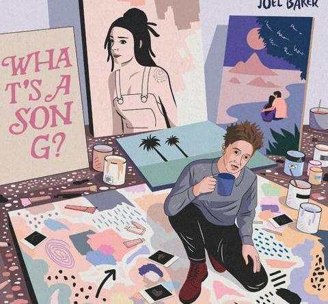 """Joel Baker präsentiert das Video zur Single """"What's A Song"""" aus seinem kommenden Album und ist auf Tour mit Revolverheld"""