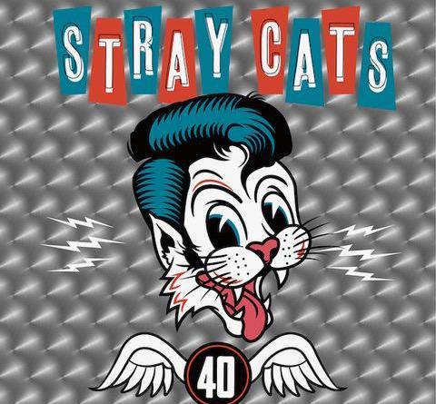 """The STRAY CATS feiern ihr 40-jähriges Jubiläum – neues Album """"40"""" am 24.05.2019 und auf Tour!"""