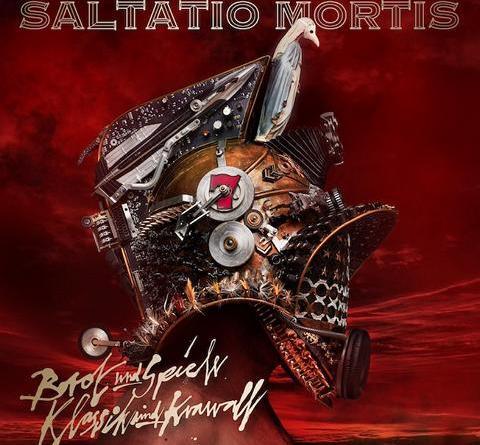 Saltatio Mortis - das neue Album ab dem 22. März