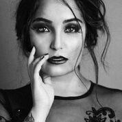 """Bahar Kizil startet sowohl solo als auch mit Band """"Traumfrequenz"""" neu durch - Ex-Monrose-Sängerin spielt ihre ganzen Facetten aus Foto: Dennis Rico"""