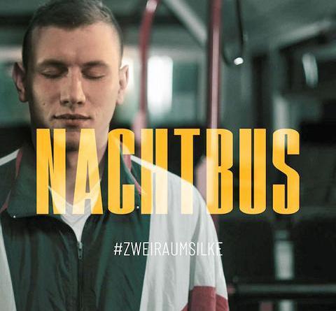 """#ZWEIRAUMSILKE Videopremiere """"Nachtbus"""" Neues Album """"DETOX"""" erscheint am 21.06.19"""