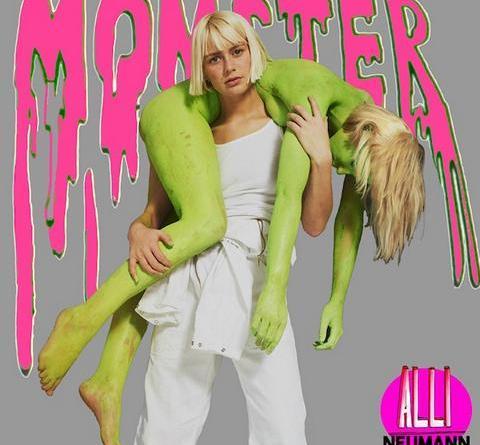 """ALLI NEUMANN """"Monster"""" EP erscheint am 29.03.19"""