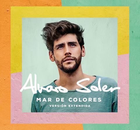 """ALVARO SOLER: Pre-Order-Start zu """"Mar de Colores - Versión Extendida"""""""