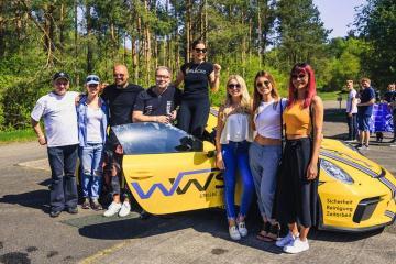 """Track & Drivers CON 2019 am 04. Mai - Zum 11. Mal heißt es """"Rasen für den guten Zweck"""": Spenden zugunsten der Tafel Lingen Foto: Janet Wien"""