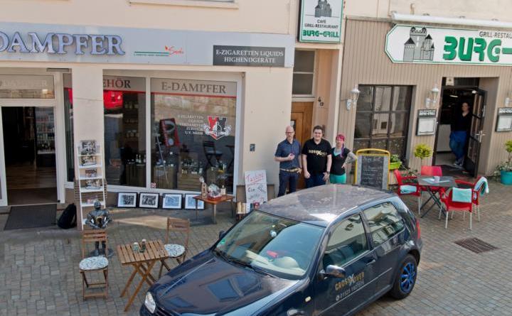 CrossOver - der etwas andere Kiosk in Bad Bentheim