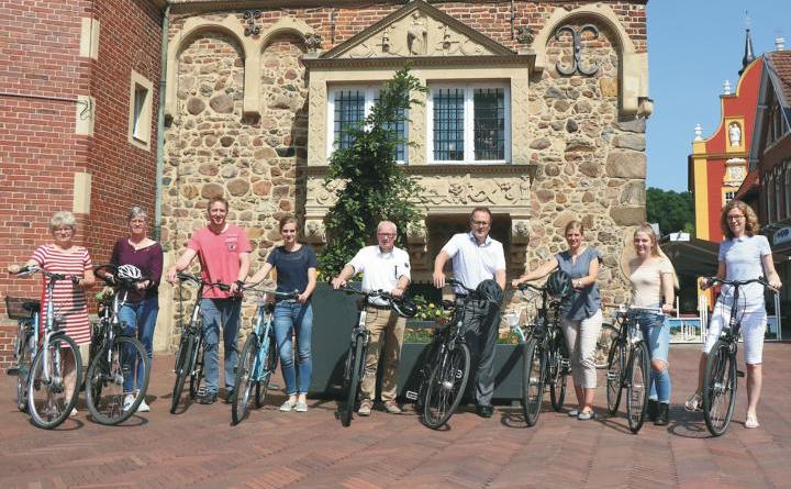 Auch die Stadt Meppen fährt mit gutem Beispiel voran. Foto: Stadt Meppen
