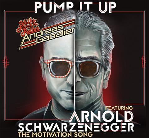 ANDREAS GABALIER featuring the one and only Arnold Schwarzenegger