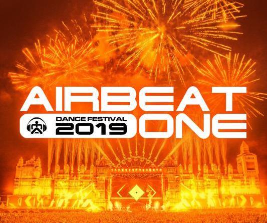 AIRBEAT ONE 2019 - DER SOUNDTRACK ZU NORDDEUTSCHLANDS GRÖSSTEM ELEKTRONISCHEN MUSIKFESTIVAL