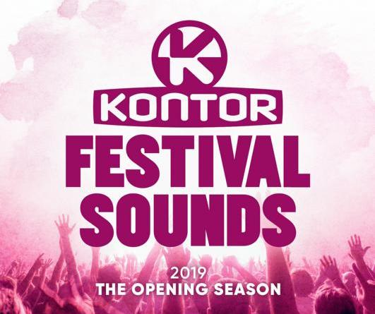 VARIOUS ARTISTS – KONTOR FESTIVAL SOUNDS 2019 – THE OPENING SEASON