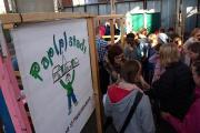 Gute Stimmung herrscht den ganzen Tag in der Pap(p)stadt. Foto: Stadt Papenburg