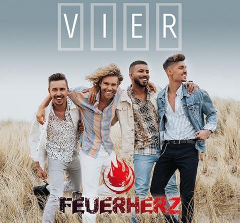 """Feuerherz melden sich zurück mit der neuen Single aus ihrem kommenden Album """"Vier"""""""